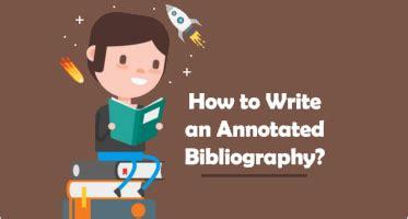 Annotated Bibliography Citation Maker